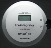 德国UV-int150标准型UV能量计