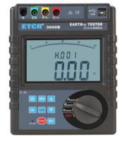 ETCR3000B接地电阻土壤电阻率测试仪