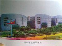 深圳地铁竹子林站