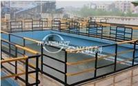 Hunan, a steel construction company waste comprehensive utilization of resources with the media biol