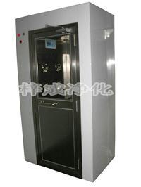 我司为广州市美素力营养品有限公司生产双吹风淋室一次性100%验收通过