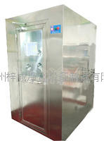 祝贺我司应要求再次为湛江百事可乐饮料有限公司生产不锈钢单人风淋室一次验收通过