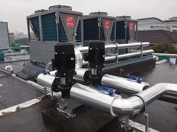 热泵热水节能改造工程