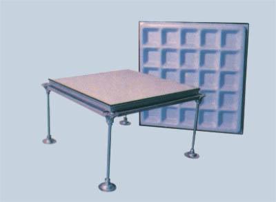 钢质活动地板