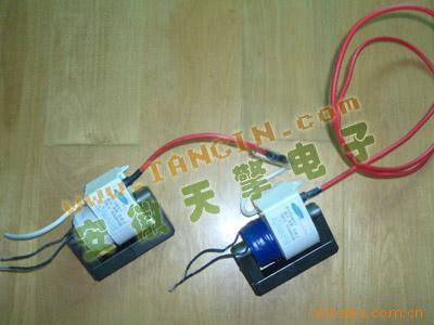 仪器设备用高压包,并自行设计开发出串联式大功率1