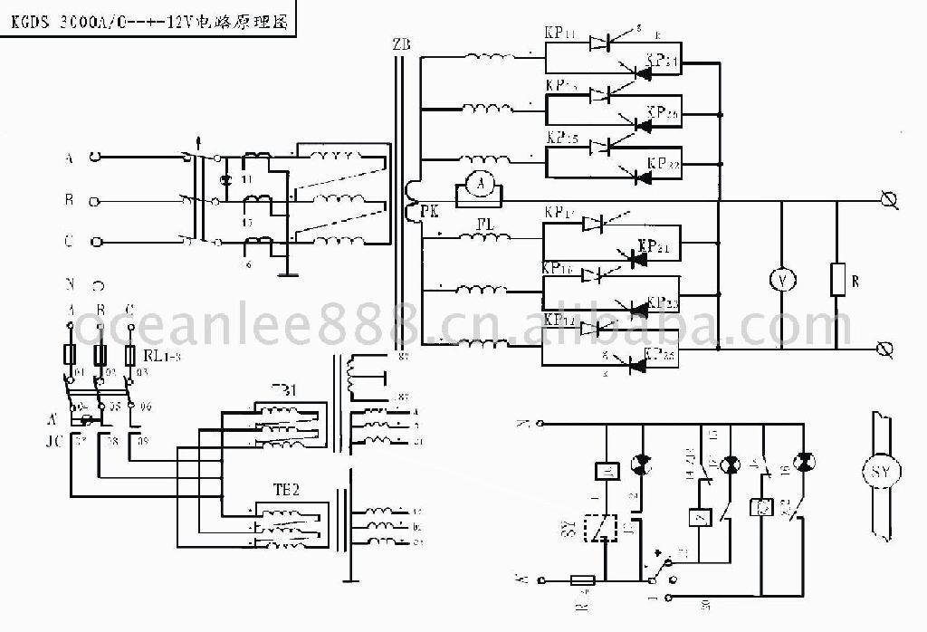 整流设备,是一种电镀用专业设备,它特定设有安培小 时计及温控装置,有效的实现了定量定时,镀液温度可在一定范围内恒温,从而保证了电镀时的质量。
