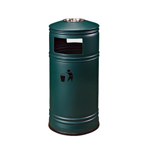 简单介绍 gpx-110s港式三分类垃圾桶 圆型