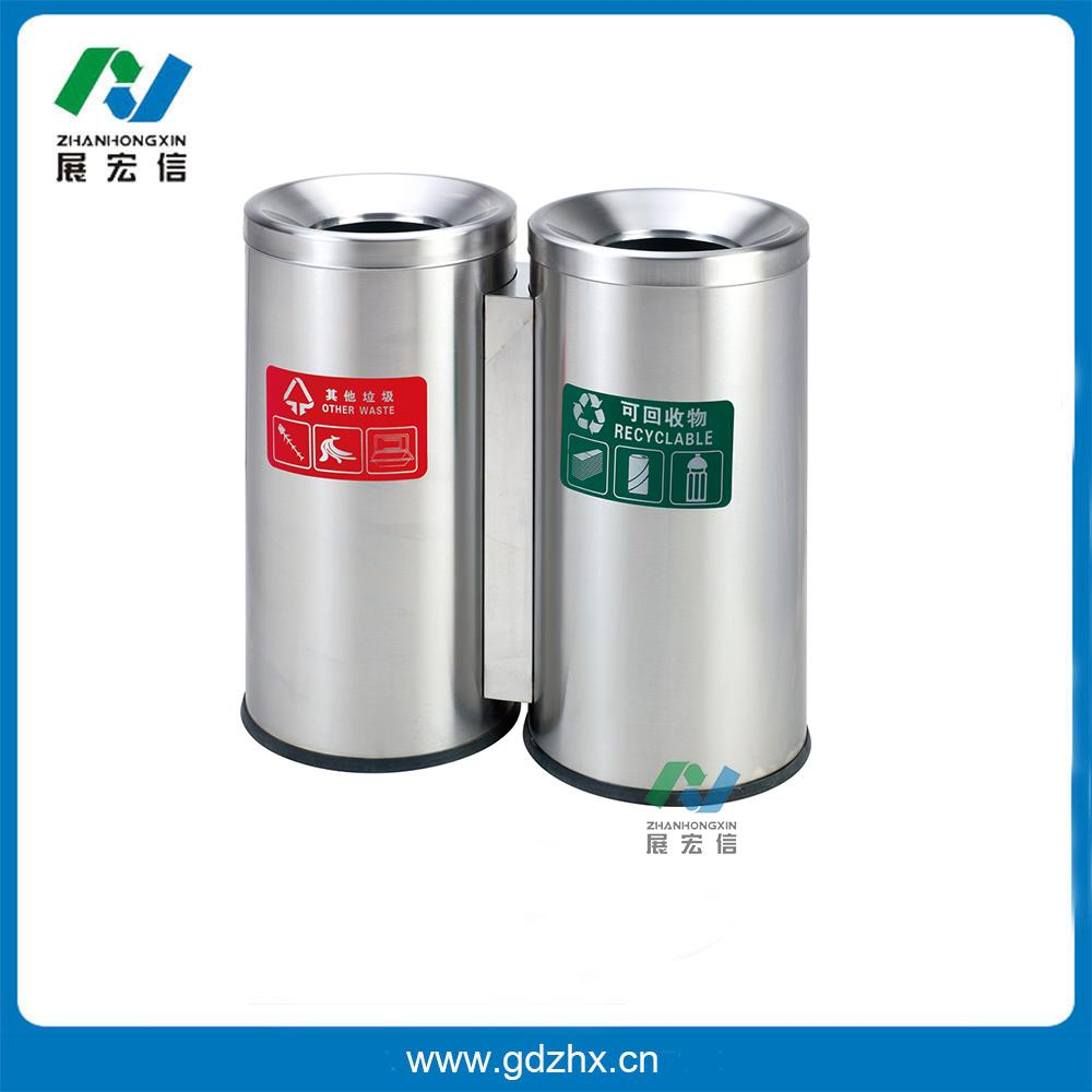 室内分类垃圾桶(gpx-178s)