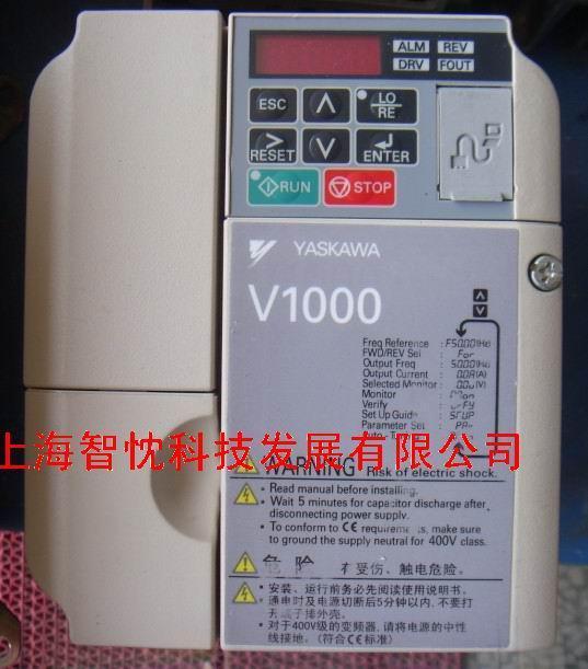 二手v1000系列安川变频器