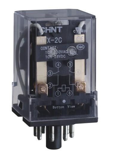 jtx-3c小型继电器 jtx-3c