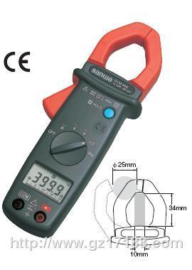 交直流钳型表DCM-400