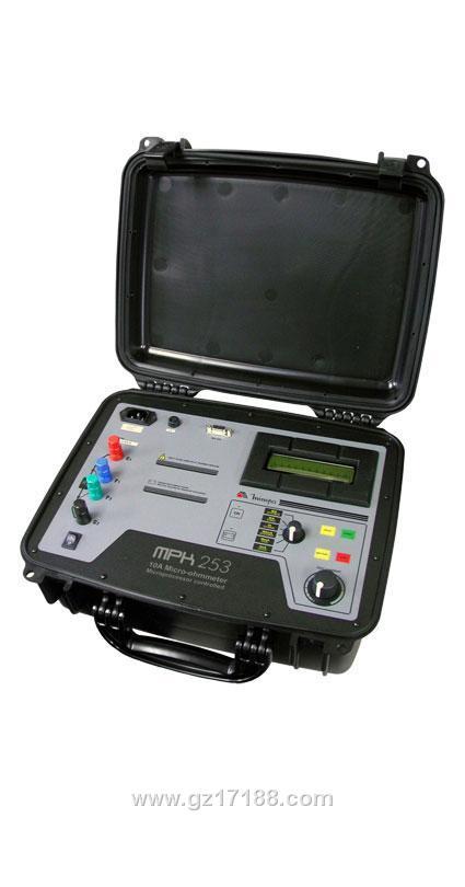 低电阻测试仪MPK-253