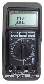 数位三用电表YF-78