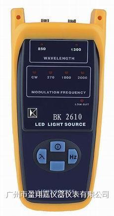 光纤光源表BK2610
