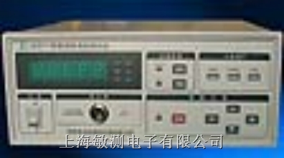 精密的直流电阻测试仪器
