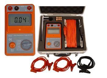 接地电阻测量仪 der2571p1