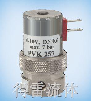 微型流量调节阀 pvk图片