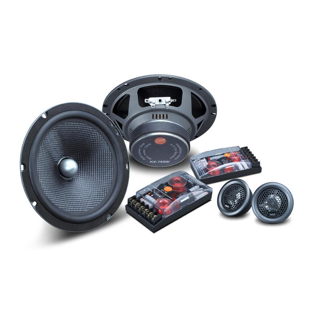 KX-165专业汽车扬声器系统(专业改装店新品,已上市)