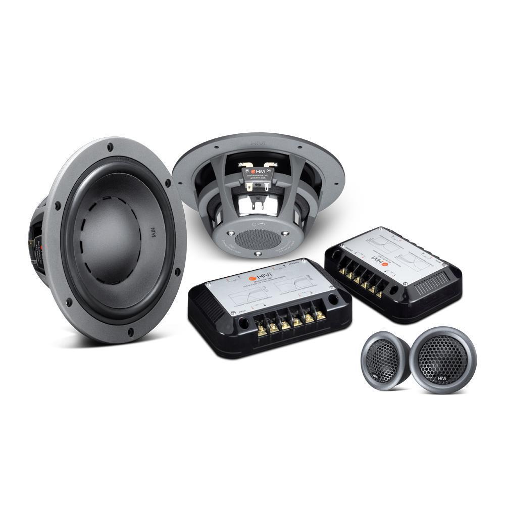 DX-265专业汽车扬声器系统(专业改装店新品,已上市)