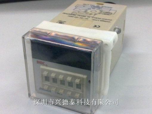dhc时间继电器jss48a jss48a