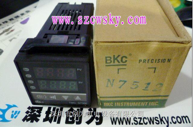 bkc温控器tmg-n7531 tmg-n7531
