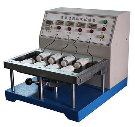 皮革动态防水试验机