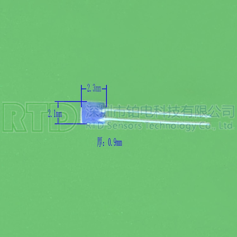 薄膜式PT1000铂电阻(M222系列)