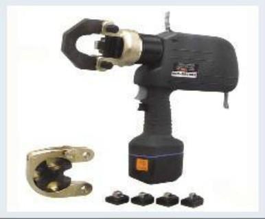 充电液压钳(日本) rec-5200mx图片