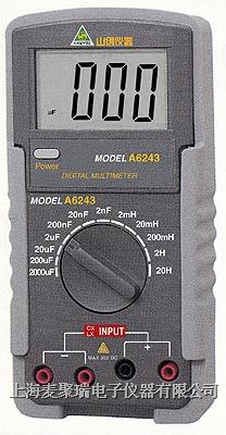 山创a6243l 电容电感表/山创(honeytek) a6243