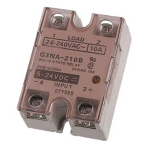 欧姆龙继电器g3na-210b