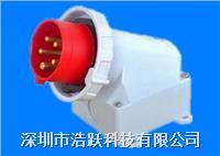 IP67装置插头