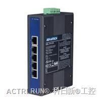 EKI系列-研华非网管型工业以太网交换机
