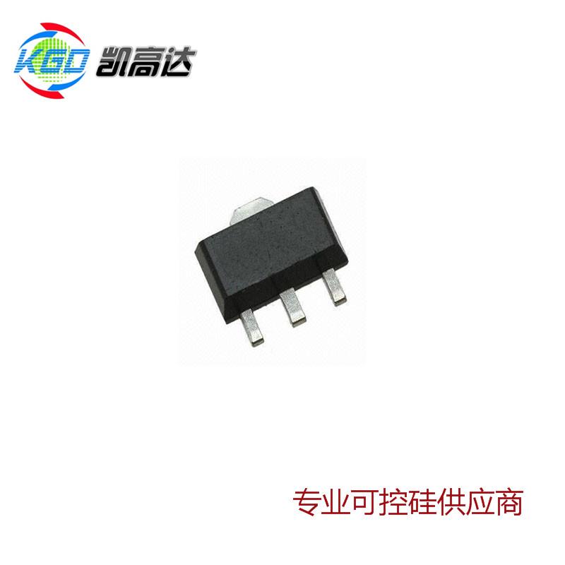BT131M-600/SOT-89贴片可控硅