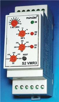 电压繼電器