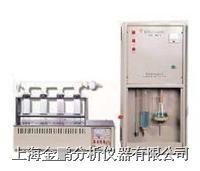 KDN-04A型凯氏定氮仪(蒸馏器/消化炉) KDN-04A粗蛋白含量测定仪