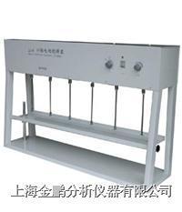 数显六联同步电动搅拌器 JJ-4型