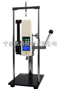 SPLJ-S三和带数显标尺手压式拉压测试架 SPLJ-S