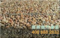 上海露骨料透水混凝土施工