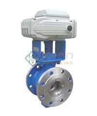电动V型球阀 VQ947/VQ977