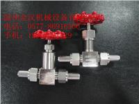 J23W外螺紋針形截止閥 J23W