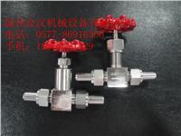 不鏽鋼對焊針型閥 J23W