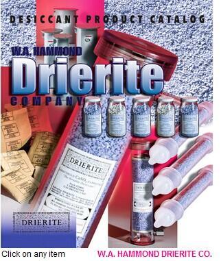 Drierite干燥剂(无水硫酸钙)