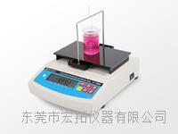 广东达宏美拓化工溶液高精度密度测试仪 DH-120W
