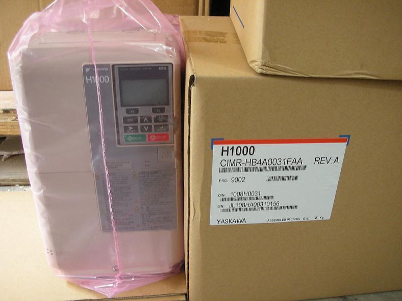 安川变频器H1000