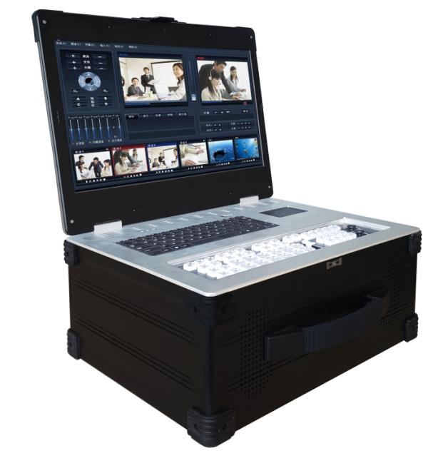 天拓便携式录播工控机可以支持多种音频视频频格式的录制、管理、发布等