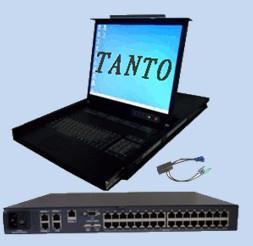 NCT系列KVM 远程+网口