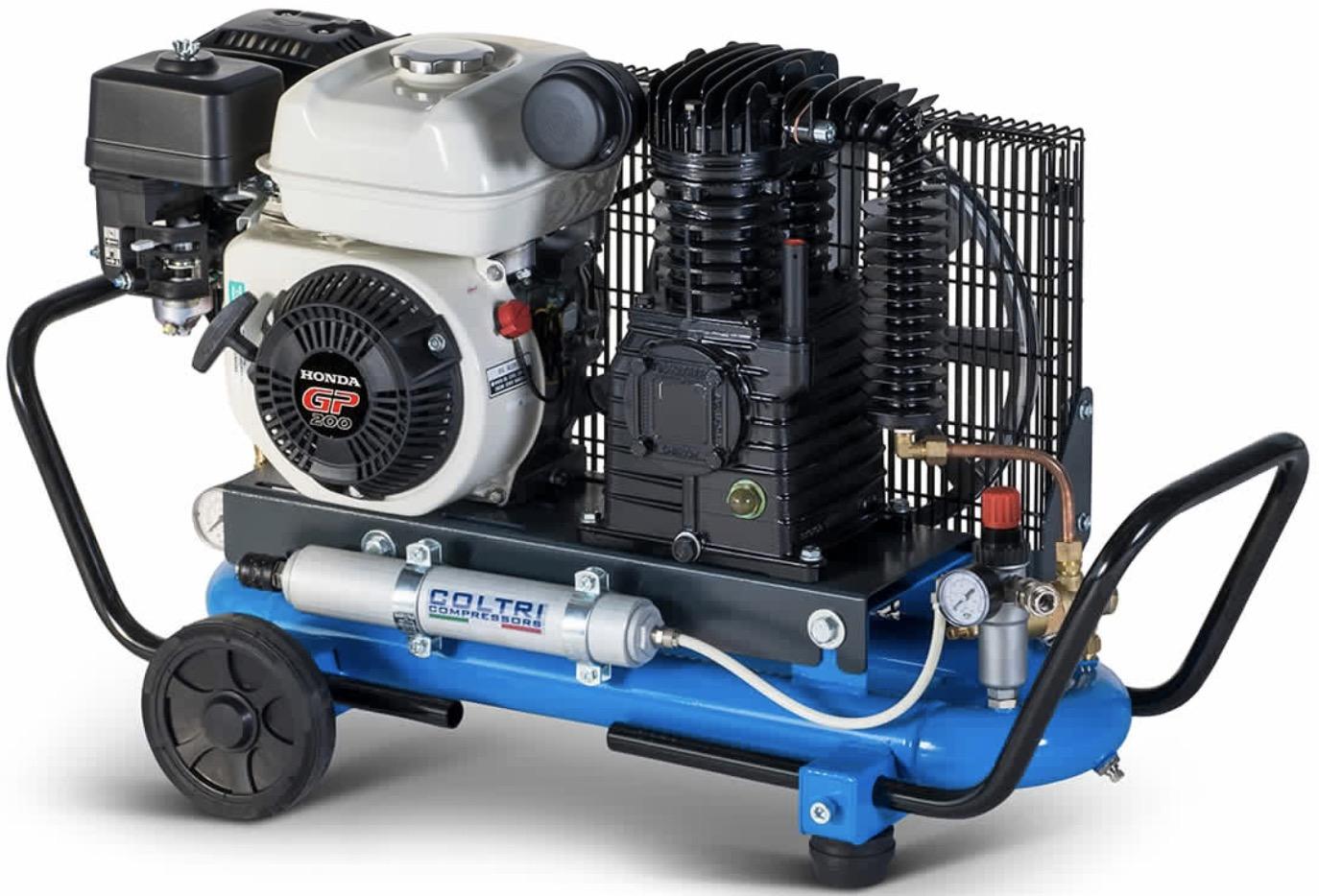 低压压缩机(LP Compressor)