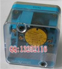 C6097A2110美國霍尼韋爾honeywell壓力開關 C6097A2110