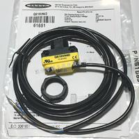 美國邦納BANNER光電傳感器QS18VN6D