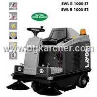 樂華座駕式全自動掃地機 SWL R1000 ST